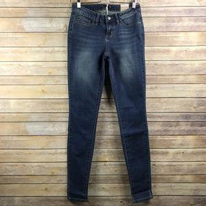 Prana London Skinny Jeans Dark Wash (Bin: NW1)